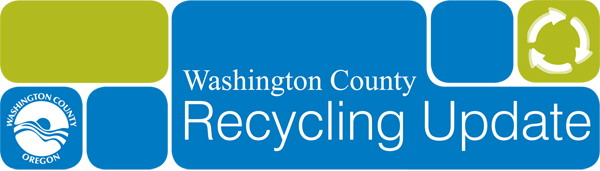Recycling Update newsletter masthead
