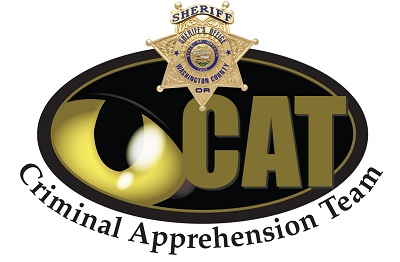 Criminal Apprehension Team logo