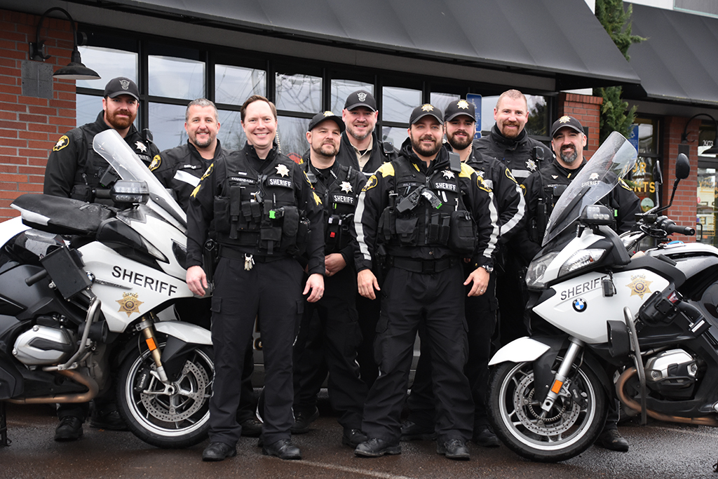 traffic team photo