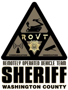 Remotely Operated Vehicle Team, Washington County Sheriff's Office