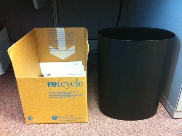 recycle-garbage pair