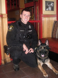 Deputy DiPietro and his partner,