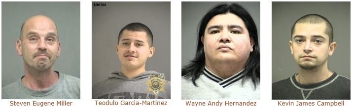 Sheriff's Office News - October's Most Wanted