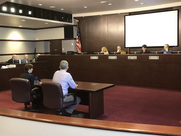 Board of Commissioners Adopts Emergency Declaration
